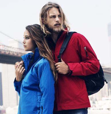 Werbetextilien - Jacken